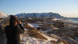 Lofoten Auroras Boreales y Trineo de Perros: Noruega