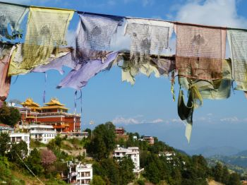 Gompa de Namobuddha: Nepal