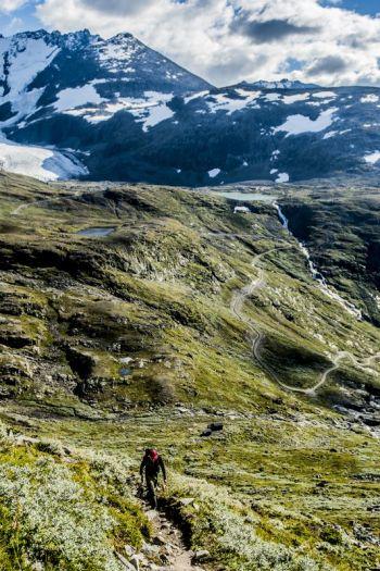 Trekking por la región de los grandes fiordos: Noruega