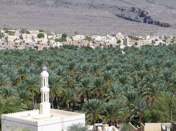 AL HAMRA: Omán