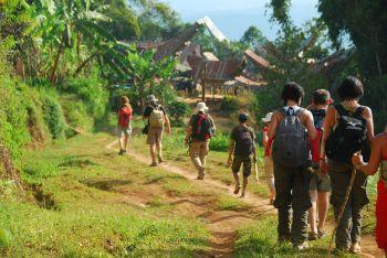 Trek en Limbong: Indonesia, Papúa