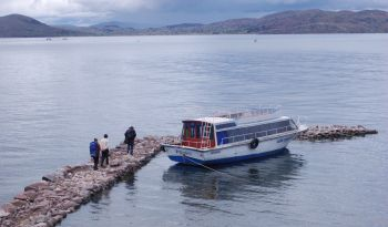 Lago Titicaca: Perú