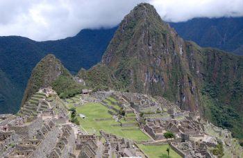 Machu Picchu: Perú