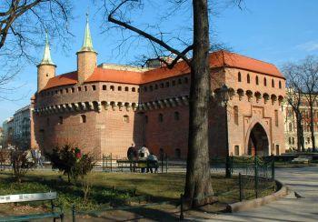 Barbacana de Cracovia: Polonia, Eslovaquia