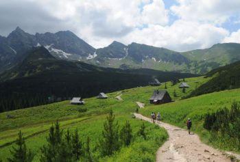 Caminando por Gąsienicowa Alp: Polonia, Eslovaquia