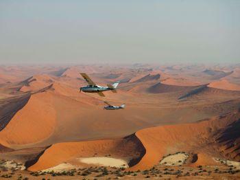 Vuelo en avioneta sobre el Namib. Actividad incluida. Namibia.: Namibia, Botswana, Cataratas Victoria, Sudáfrica