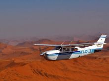 Sobrevolando el  Desierto de Namib. Namibia.: Botswana, Namibia, Cataratas Victoria, Sudáfrica