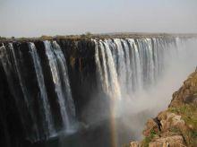 Cataratas Victoria.: Botswana, Namibia, Cataratas Victoria, Sudáfrica