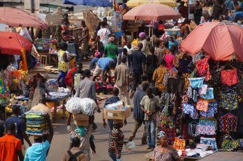 Kumasi: Ghana