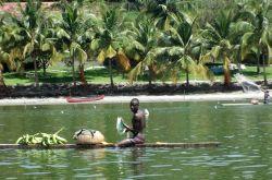 Lago Bosumtwi: Ghana