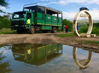 Paso ecuador: Uganda, Rwanda