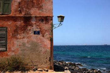 Gorée : Senegal