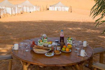 Desierto de Lompoul: Senegal