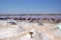 Lago Rosa: Senegal