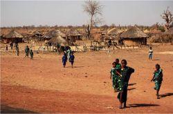 Aldea Peul: Senegal