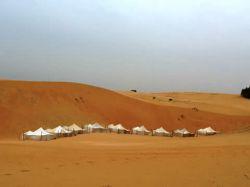 Camp Lompoul: Senegal