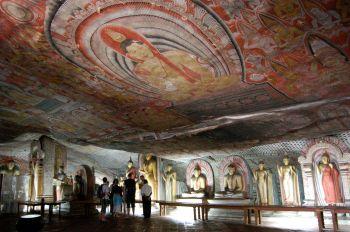 Dambulla: Sri lanka