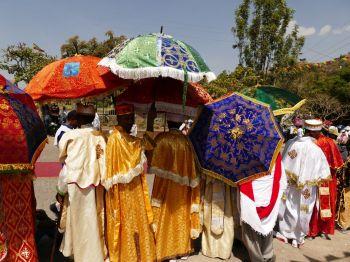 Timkat, Lalibela: Etiopía