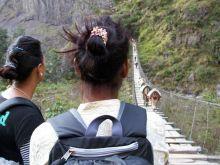 El puente que nos une: Nepal