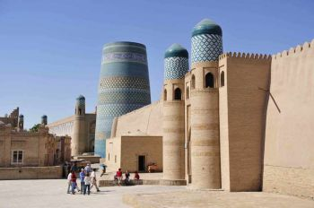 Kalta minor: Uzbekistán