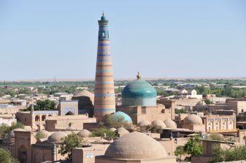 Khiva: Uzbekistán