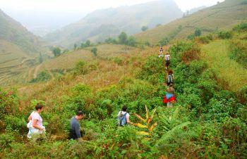 Trek Bacha: Vietnam, Laos, Camboya