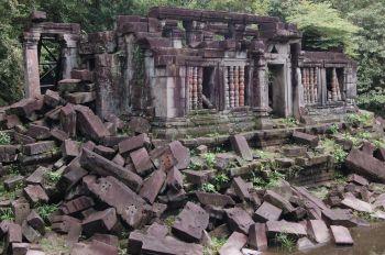 Templos de Angkor: Vietnam, Camboya