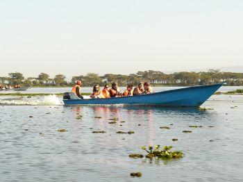 Safari en barca por Lago Naivasha, Kenya.: Kenya, Tanzania