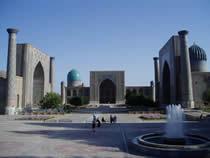 foto VIAJES Uzbekistán, Kirguizistán, China 1