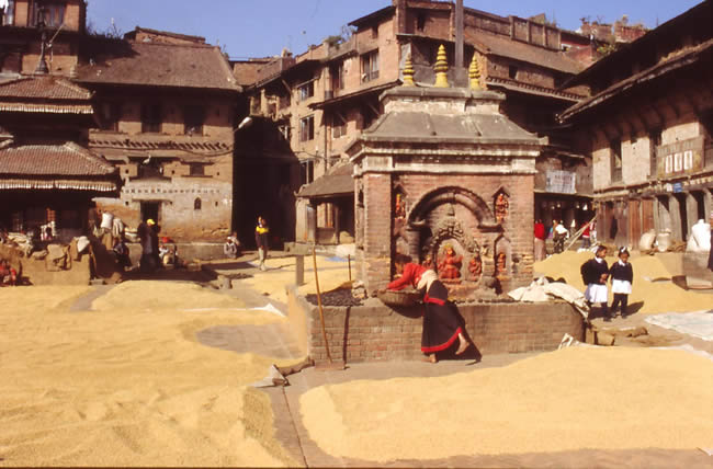 Viaje A Tibet Nepal Ambarviajes